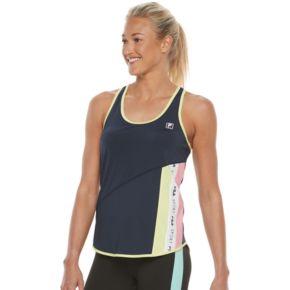Women's FILA SPORT® Racerback Running Tank
