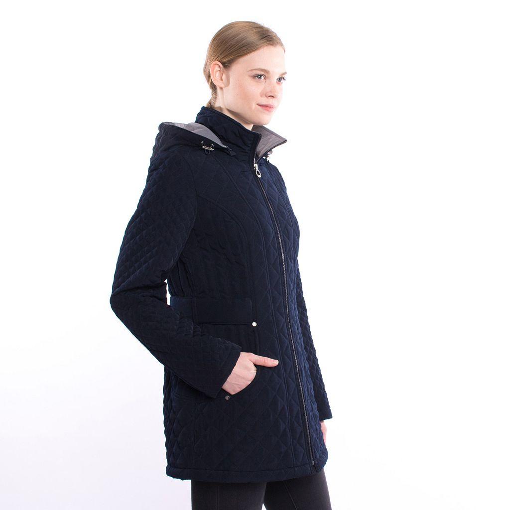 Women's Braetan Hooded Quilted Jacket