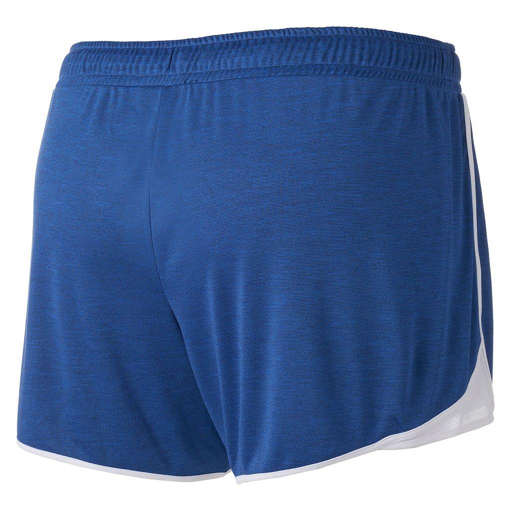 Juniors' Plus Size SO® Running Shortie Shorts