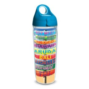 Tervis Tropical Destination Signs Water Bottle