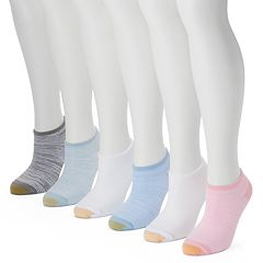 Women's GOLDTOE 6-pk. Soft No Show Socks