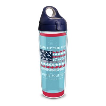 Tervis Simply Southern American Flag Water Bottle