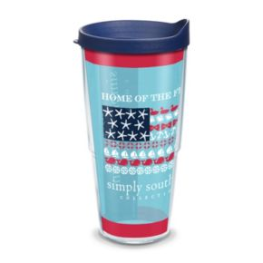 Tervis Simply Southern American Flag Tumbler