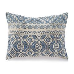 Chaps Wilmington Island Rug Throw Pillow