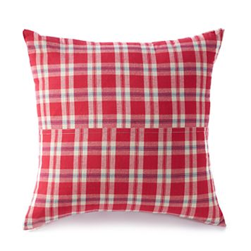 Chaps Wilmington Island Gingham Throw Pillow