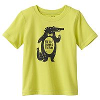 Baby Boy Jumping Beans® Neon Graphic Tee
