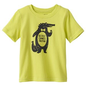 Toddler Boy Jumping Beans® Neon Graphic Tee
