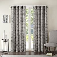 Madison Park Adrian Printed Curtain