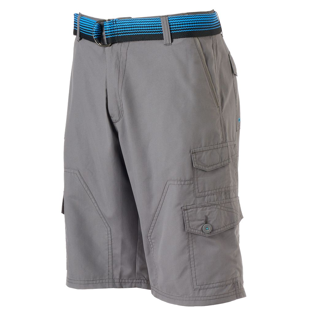 Men's Plugg Hybrid Performance Cargo Shorts