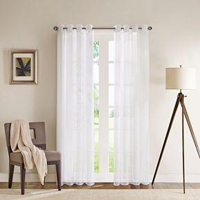 Madison Park 1-Panel Clarion Sheer Window Curtain