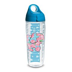 Tervis Simply Southern Floral Elephant Water Bottle