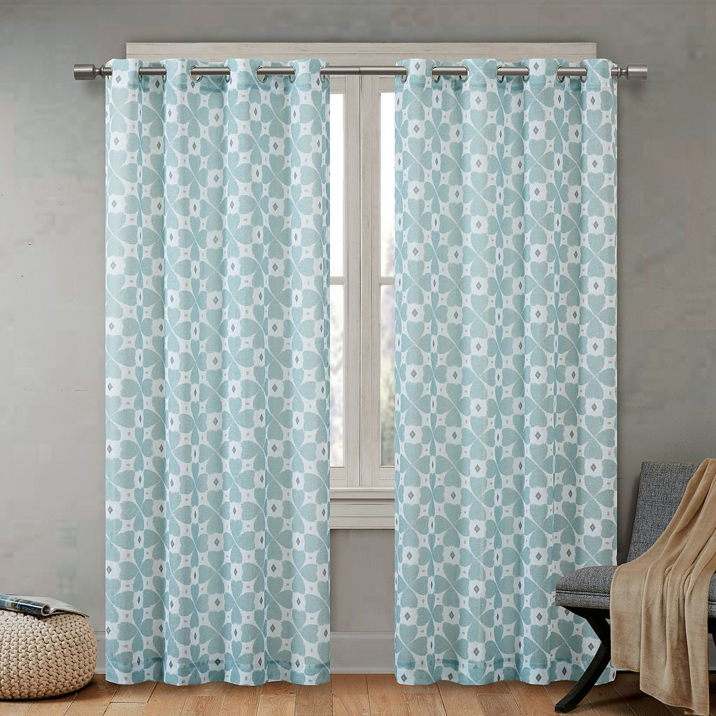 Urban Habitat June Sheer Window Curtain