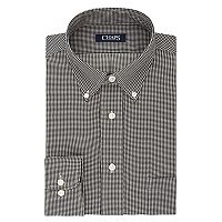 Men's Chaps Regular-Fit Stretch Button-Down Collar Dress Shirt