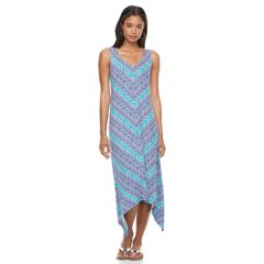 Womens Blue Maxi Dresses | Kohl's
