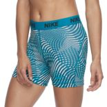 Women's Nike Victory Print Base Layer Shorts