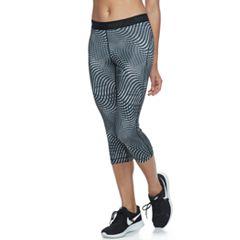 Women's Nike Pro Dri-FIT Capri Leggings