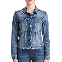 Women's Rock & Republic® Faded Jean Jacket