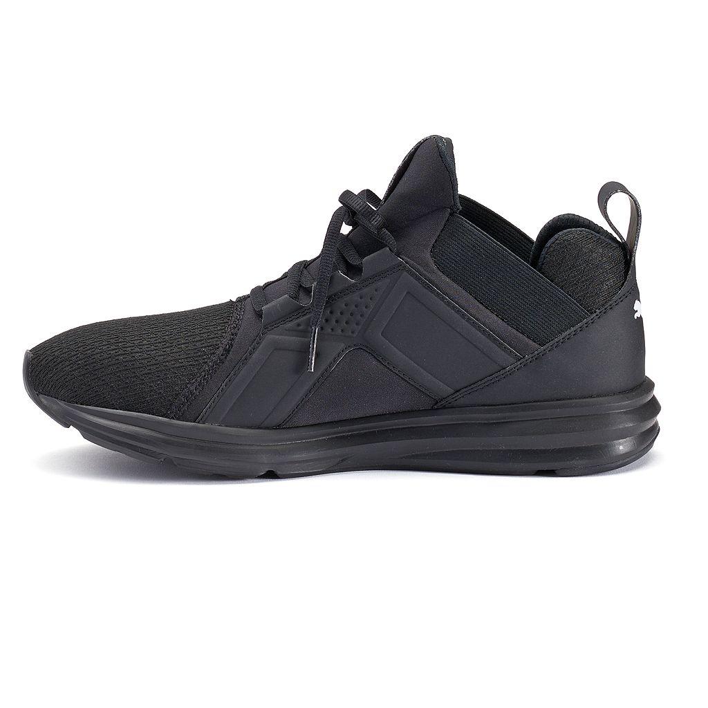 PUMA Enzo Men's Monochrome Sneakers