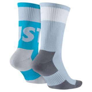 Men's Nike 2-pack Advanced Crew Socks