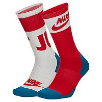 Men's Nike 2-pack Advanced Crew Socks