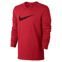 Men's Nike Long-Sleeved Graphic Tee