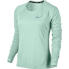 Women's Nike Dry Miler Long Sleeve Running Top