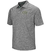 Men's Campus Heritage Colorado State Rams Slubbed Polo