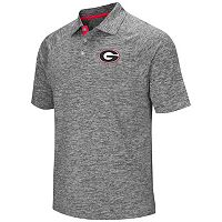 Men's Campus Heritage Georgia Bulldogs Slubbed Polo