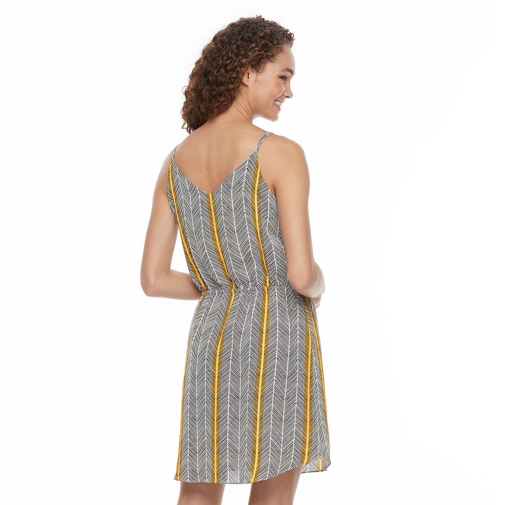 Women's Apt. 9® Print Slip Dress
