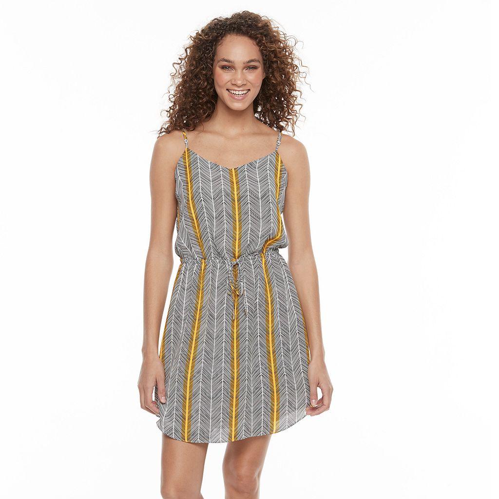 Women's Apt. 9® Print Slip Dress