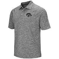 Men's Campus Heritage Iowa Hawkeyes Slubbed Polo