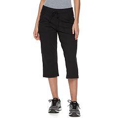 Women's Tek Gear® DRY TEK Straight Leg Capris