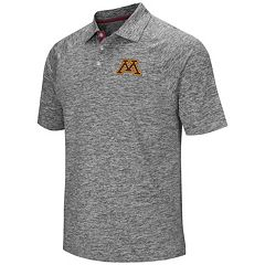 Men's Campus Heritage Minnesota Golden Gophers Slubbed Polo
