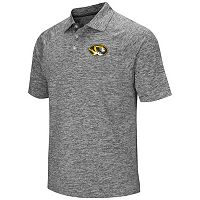 Men's Campus Heritage Missouri Tigers Slubbed Polo