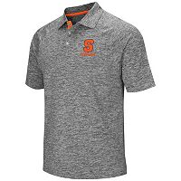 Men's Campus Heritage Syracuse Orange Slubbed Polo