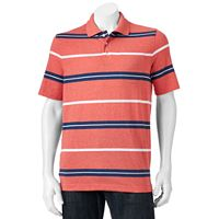 Big & Tall Croft & Barrow® Signature Striped Polo