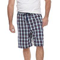 Big & Tall Croft & Barrow® True Comfort Stretch Sleep Shorts