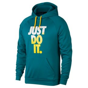 "Men's Nike ""Just Do It"" Therma Hoodie"