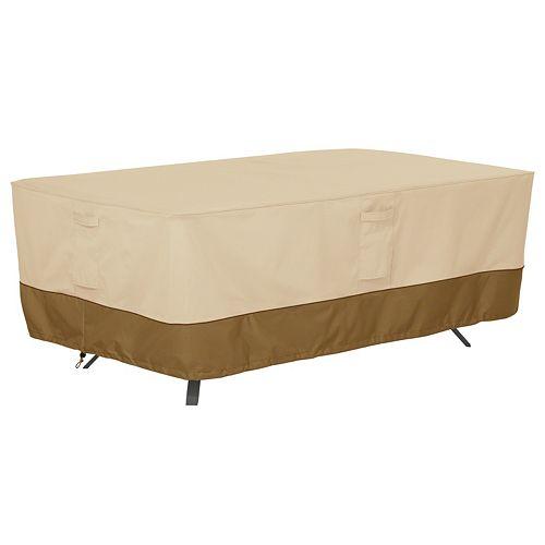 Veranda X-Large Rectangular or Oval Patio Table Cover
