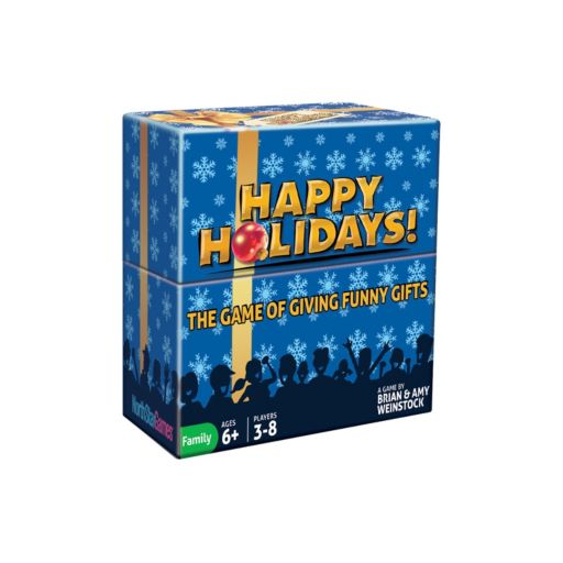 Happy Holidays! Game by North Star Games