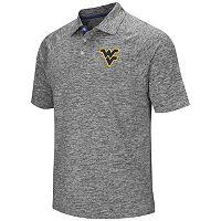 Men's Campus Heritage West Virginia Mountaineers Slubbed Polo