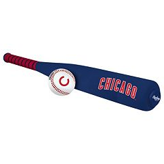 Rawlings Chicago Cubs Foam Bat & Baseball Set