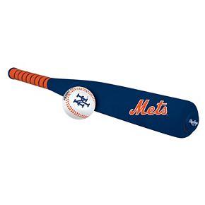 Rawlings New York Mets Foam Bat & Baseball Set