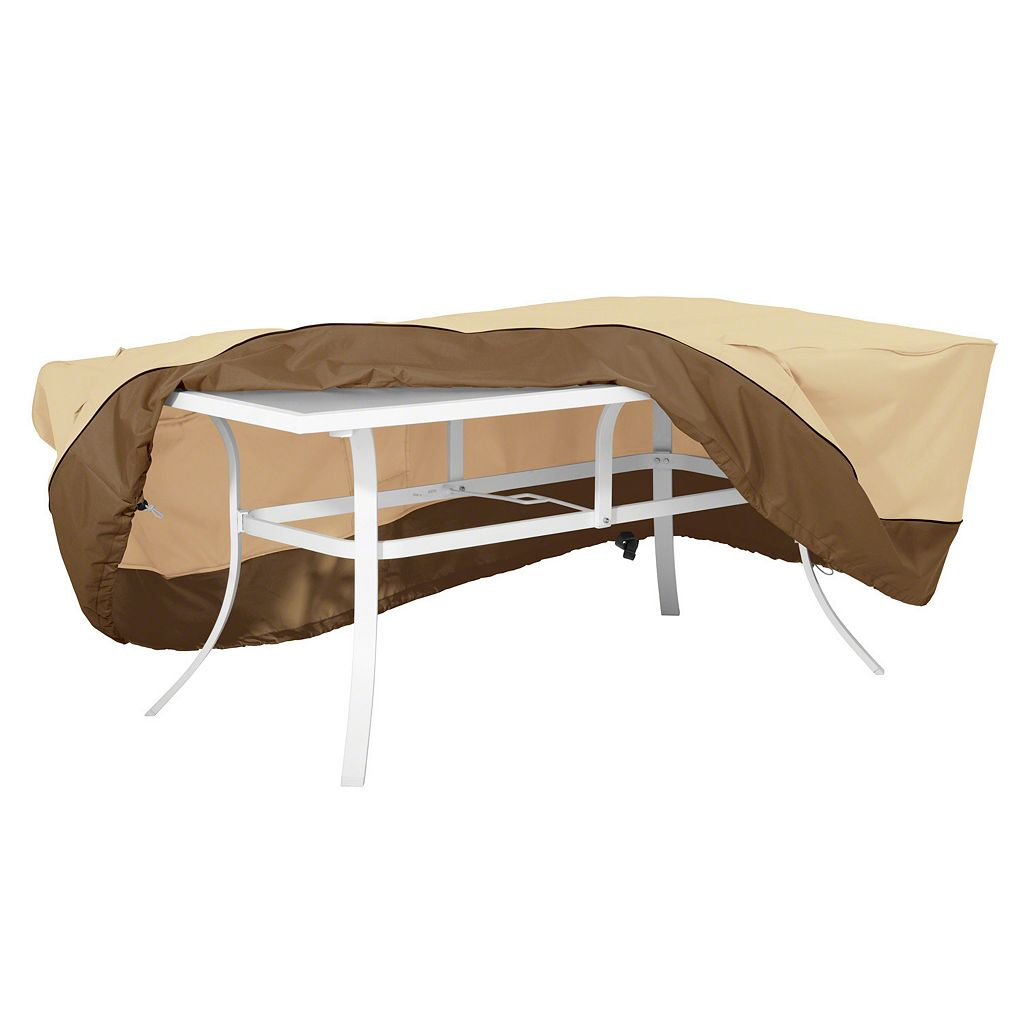 Veranda Large Rectangular or Oval Patio Table Cover