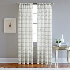 Albury 1-Panel Sheer Window Curtain