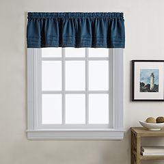 Addison Twill Solid Window Valance