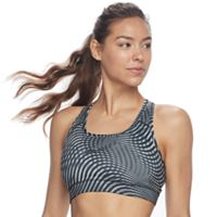 Nike Bras: Victory Compression Optic Medium-Impact Sports Bra 858737