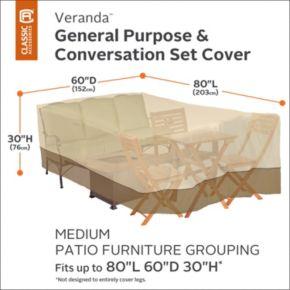 Veranda Medium Patio Furniture Set Cover