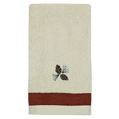 Bacova North Ridge Fingertip Towel