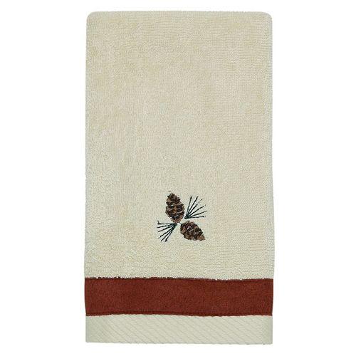 Bacova North Ridge Fingertip Towel